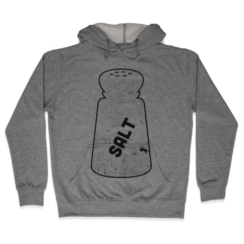 Salt Hooded Sweatshirt