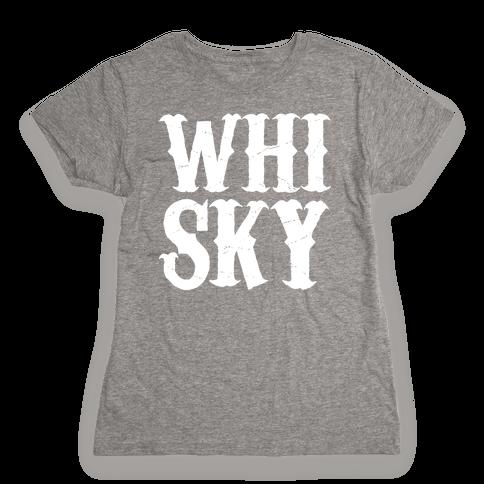 Whisky! Womens T-Shirt