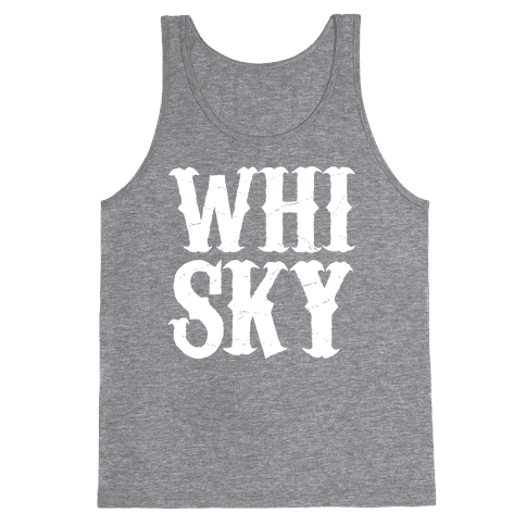 Whisky! Tank Top