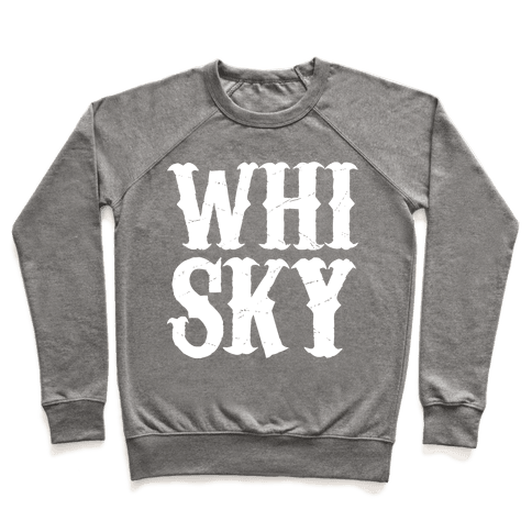 Whisky! Pullover