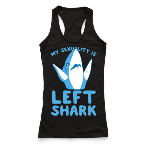 My Sexuality Is Left Shark