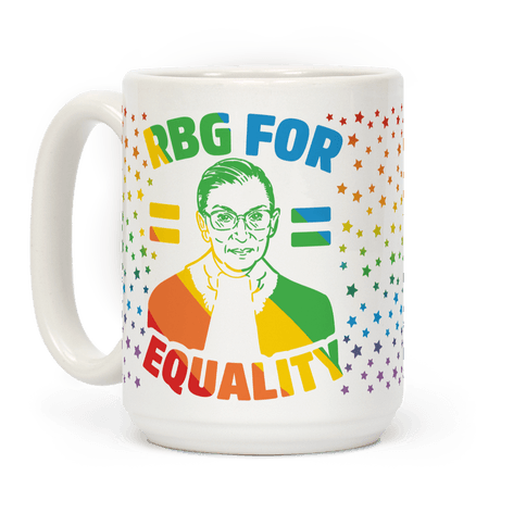 RBG For Equality