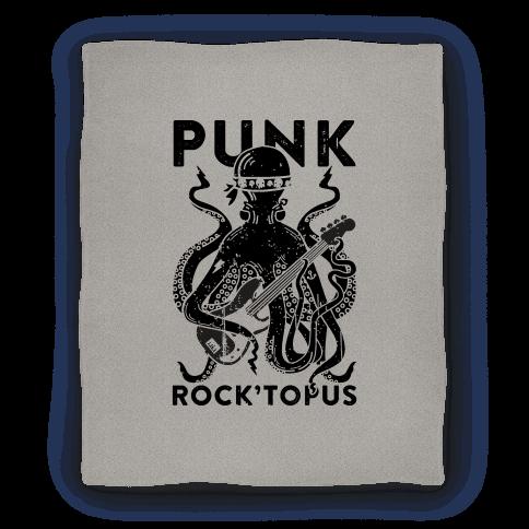 Punk Rocktopus Blanket
