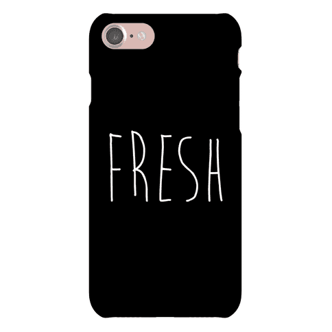 Fresh Case Phone Case