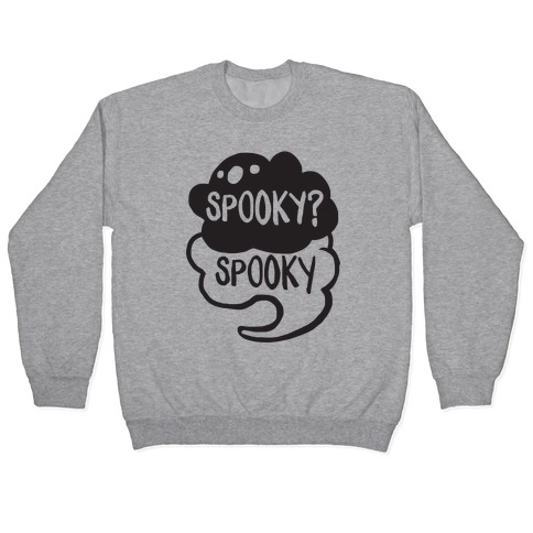 Spooky?Spooky Pullover