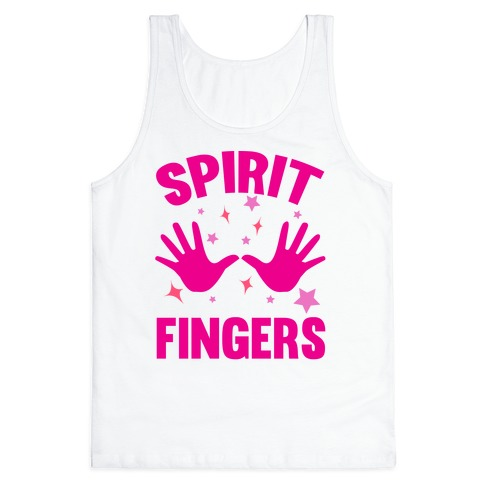 Spirit Fingers Tank Top