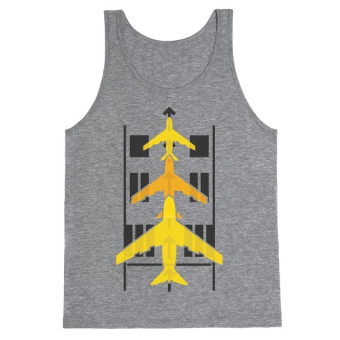 Takeoffs and Landings Tank Top
