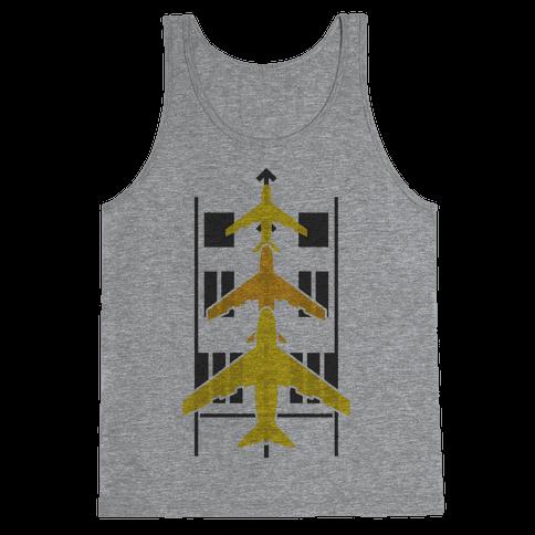 Takeoffs and Landings Tank Top
