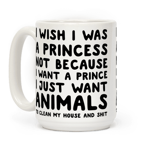 I Wish I Was A Princess