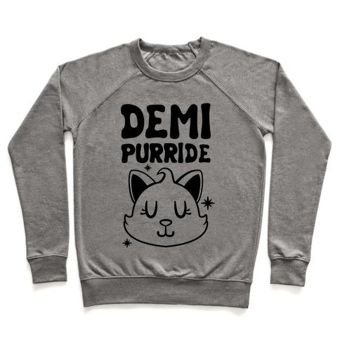Demi Purride Pullover