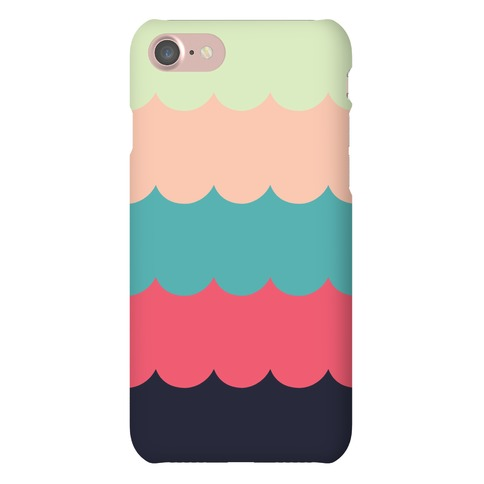 Color Waves Phone Case