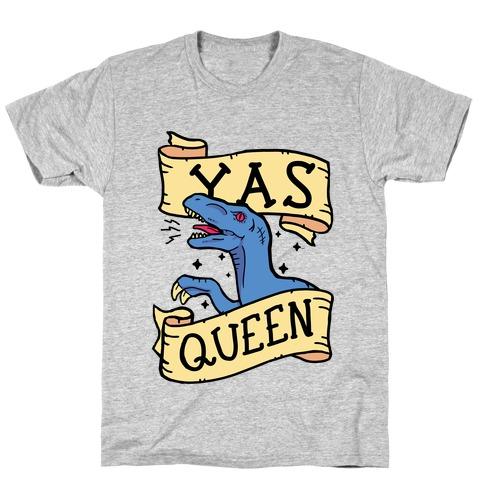 Yas Queen Raptor T-Shirt