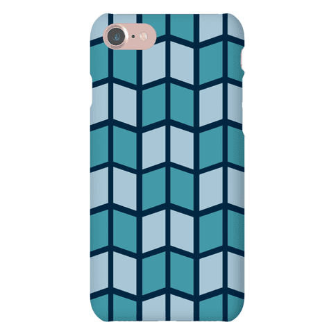 Parallelogram Pattern Case Phone Case