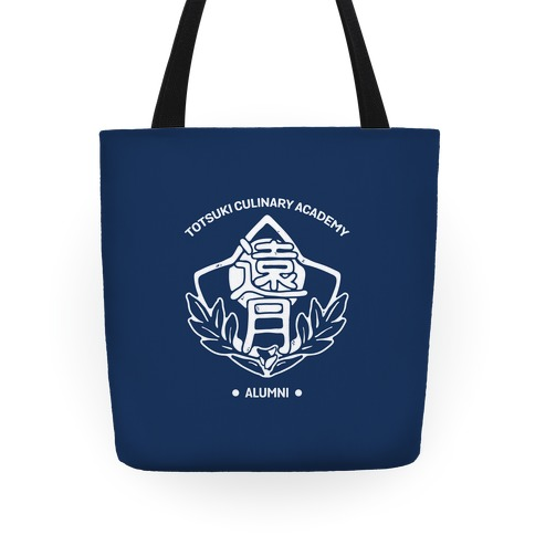 Totsuki Culinary Academy Alumni Tote