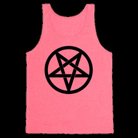Pentagram Tank Top