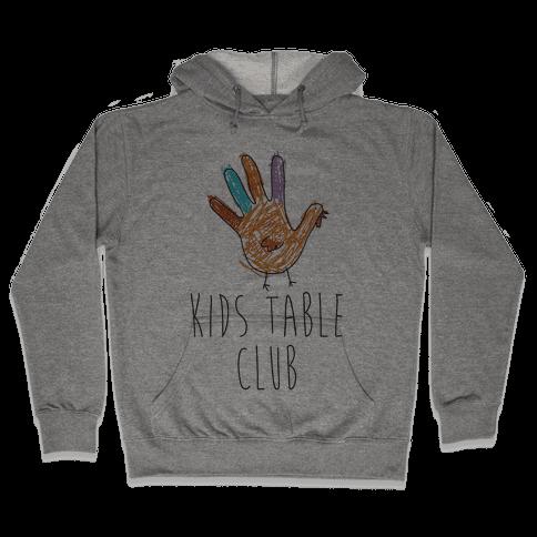 Kids Table Club Hooded Sweatshirt