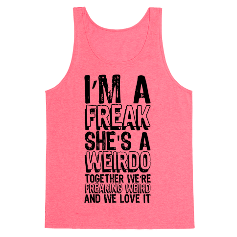 Freak Tank Top