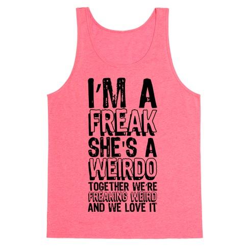 Freak Tank Top