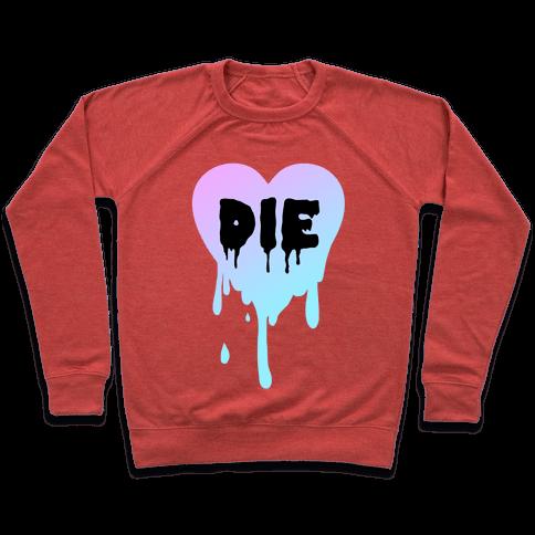 Just Die Pullover