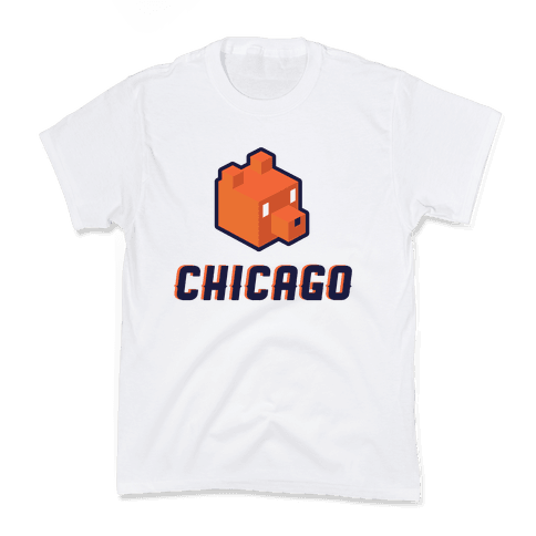 Chicago Blocks Kids T-Shirt