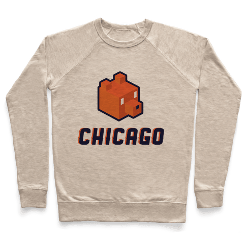 Chicago Blocks Pullover