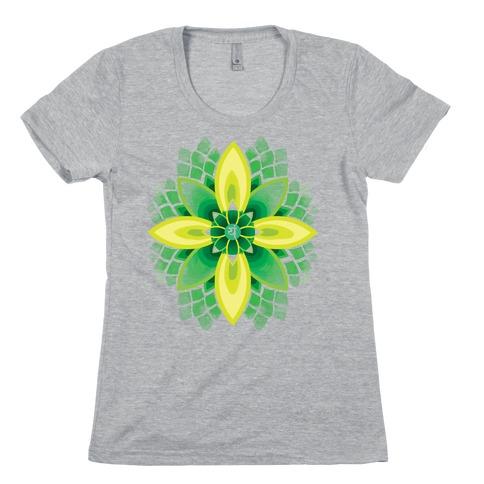 Anahata, The Heart Chakra Womens T-Shirt