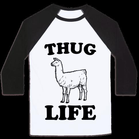 Thug Life Llama