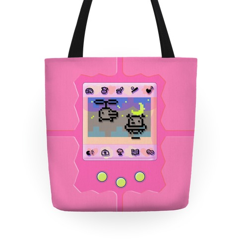 Digital Pet Tote