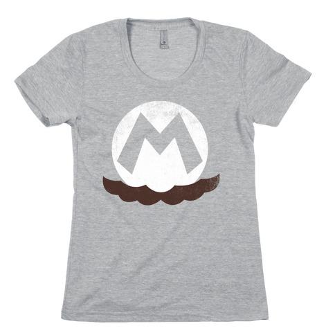 Mario Womens T-Shirt