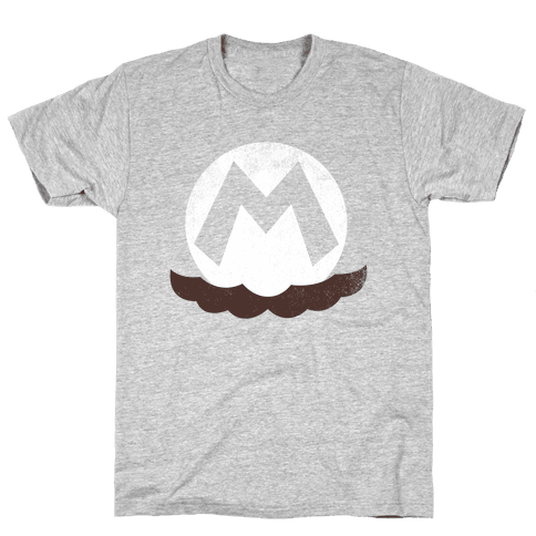 Mario Mens T-Shirt