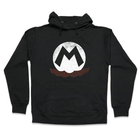 Mario Hooded Sweatshirt