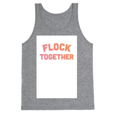 Birds of a Feather (Dawn) Tank Top