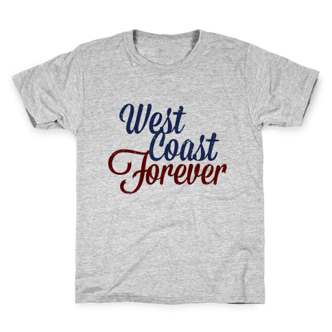 West Coast Forever Kids T-Shirt