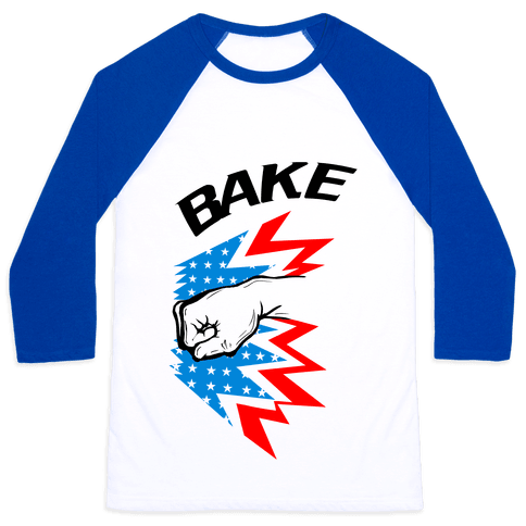Shake and Bake (Pt. 2) Baseball Tee