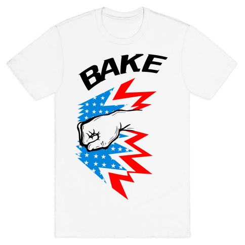 Shake and Bake (Pt. 2) Mens T-Shirt