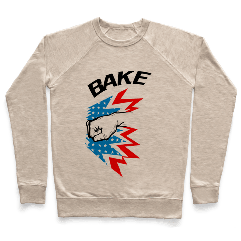 Shake and Bake (Pt. 2) Pullover