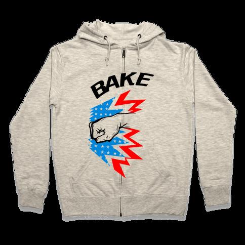 Shake and Bake (Pt. 2) Zip Hoodie
