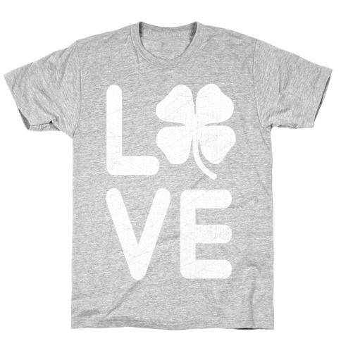 Irish Love Mens/Unisex T-Shirt