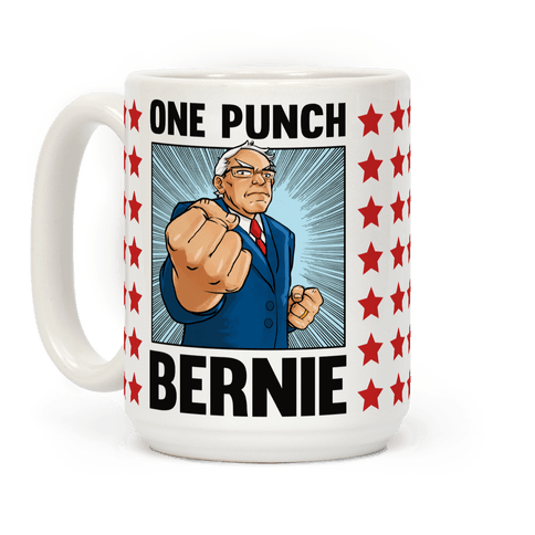 One Punch Bernie