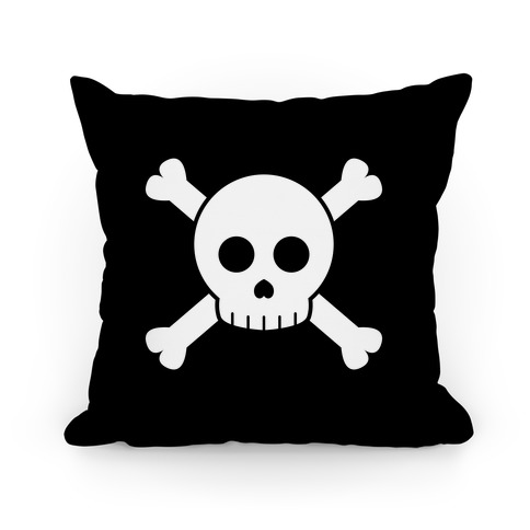 Cute Pirate Pillow Pillow