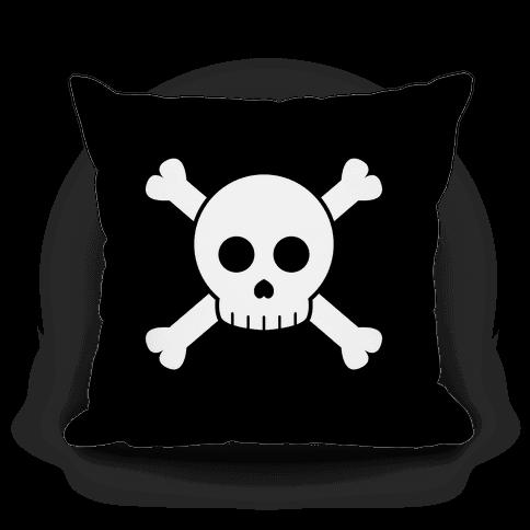Cute Pirate Pillow