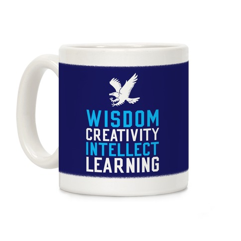 Ravenclaw Qualities Coffee Mug