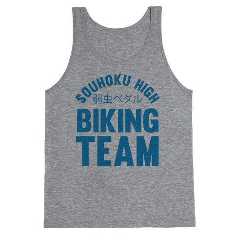 Souhoku High Biking Team Tank Top