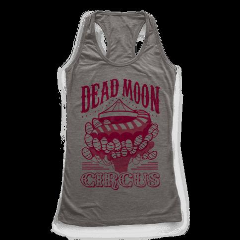 Dead Moon Circus Racerback Tank Top