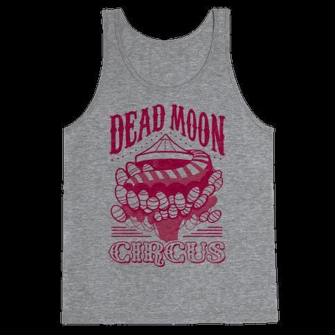 Dead Moon Circus Tank Top