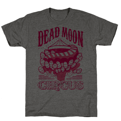 Dead Moon Circus Mens T-Shirt