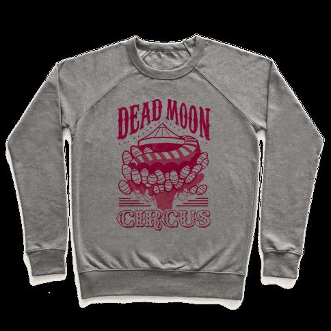 Dead Moon Circus Pullover