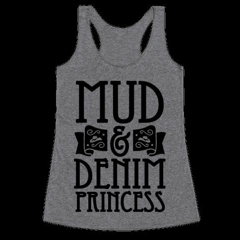 Mud & Denim Princess Racerback Tank Top