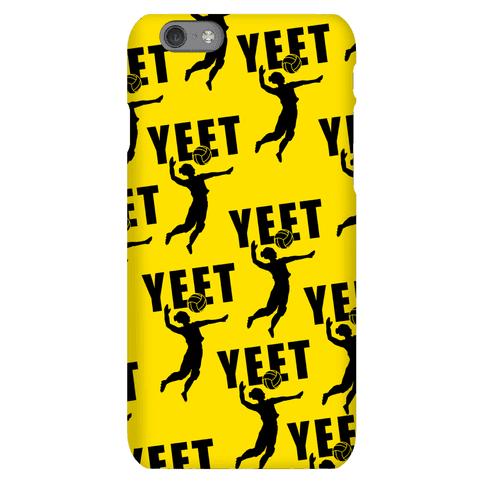 Volleyball YEET Phone Case