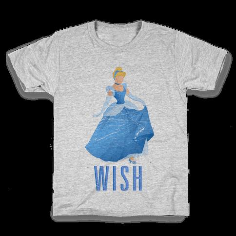 Wish Princess Kids T-Shirt